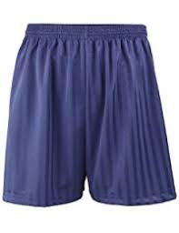 Knowsley Central KS 1&2 Navy School PE Shorts